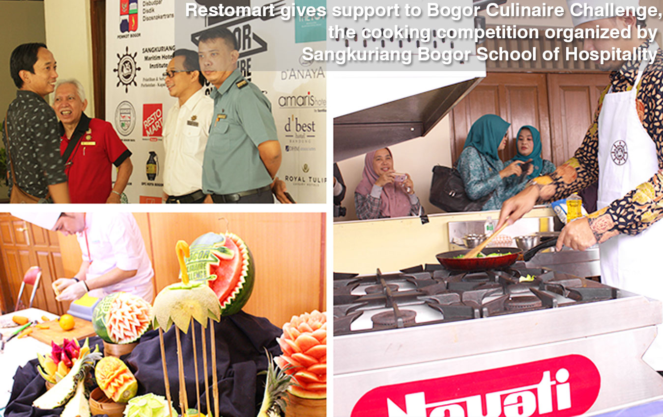 Java kitchen catering - Nayati Talent Scouting For Professional Chef In Bogor